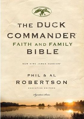 Duck Commander Study Bible